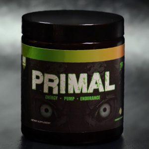 Primal Pre-Workout